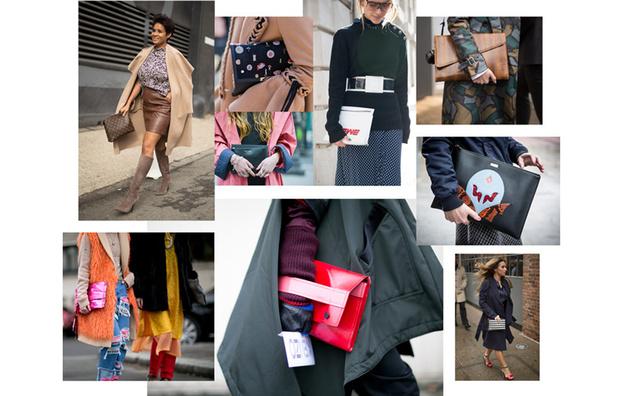 Модные сумки весна лето 2016 фото