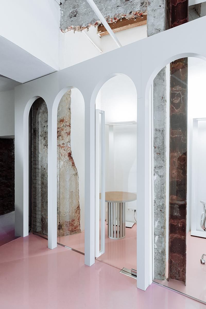Жизнерадостный интерьер офиса: проект в деталях | галерея [1] фото [3]