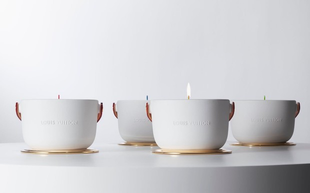 Ароматические свечи Louis Vuitton (фото 0)