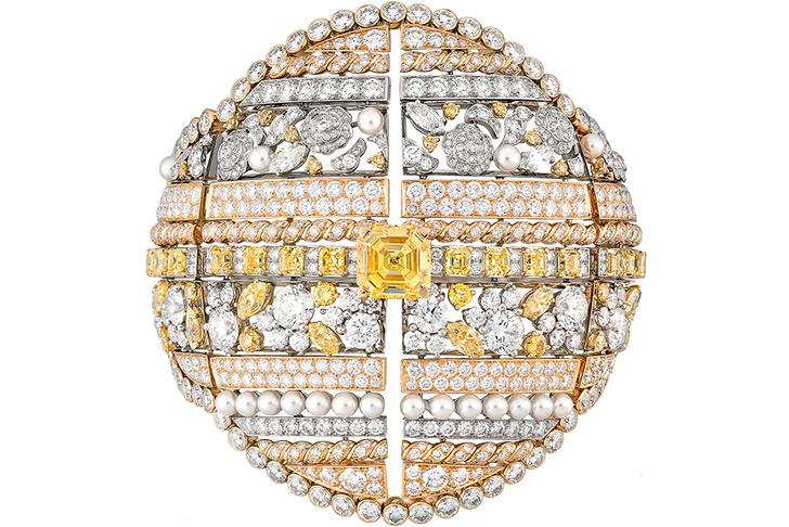 Патрис Легеро: «Я бы хотел, чтобы коллекция Le Paris Russe De Chanel создавала образ счастливой России — полной красок, щедрой и богатой страны» (фото 3)