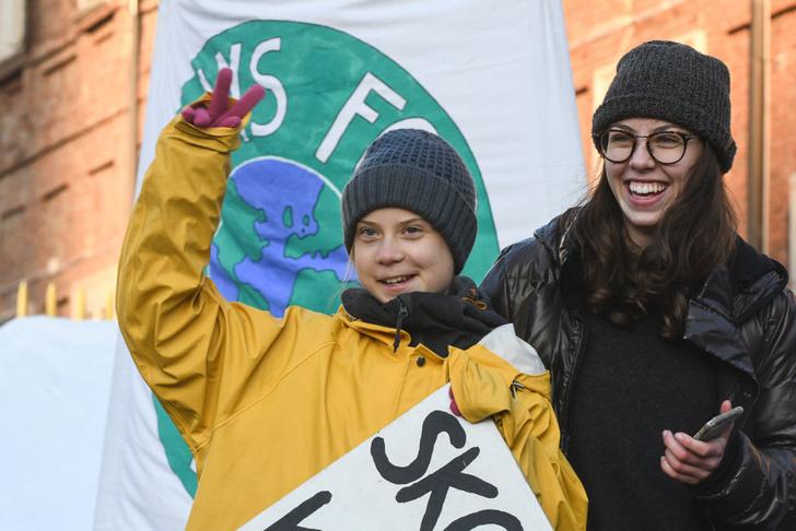 Почему школьница-активистка и главная персона 2019 года Грета Тунберг сменила имя на Шерон? (фото 3)