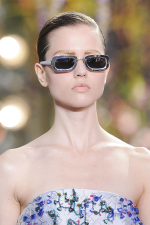 Показ Christian Dior коллекции сезона Весна-лето 2014 года prêt-à-porter - www.elle.ru - Подиум - фото 568412