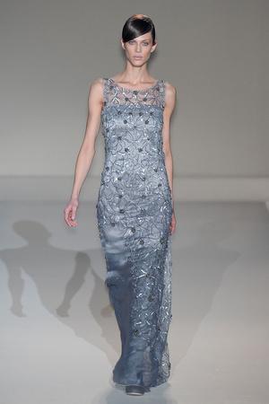 Показы мод Alberta Ferretti Осень-зима 2011-2012 | Подиум на ELLE - Подиум - фото 2250
