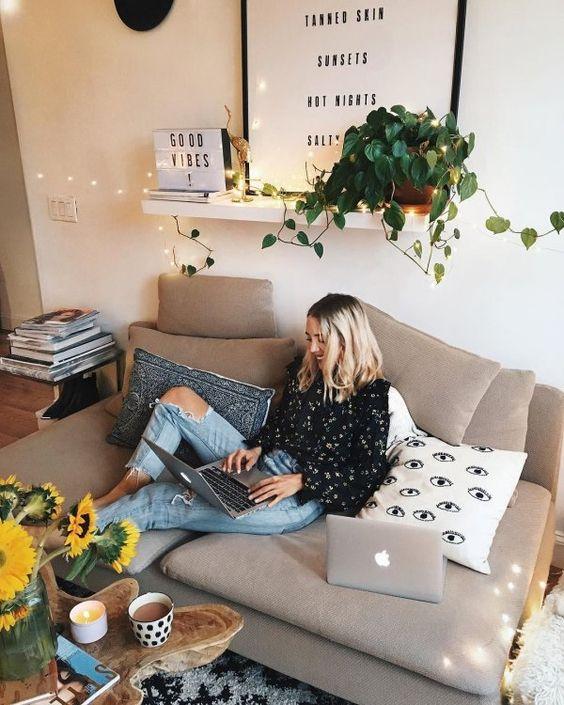 Не расслабляемся: 11 правил эффективной работы из дома (фото 8)