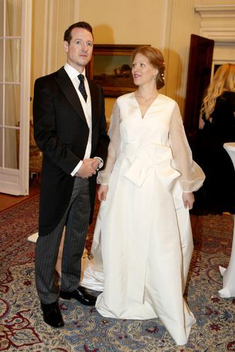 Роскошная свадьба принца Сербии Филиппа и дизайнера Даницы Маринкович