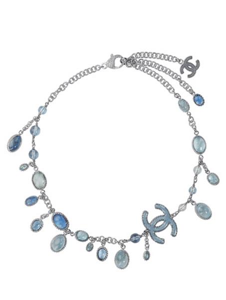 Голубое ожерелье