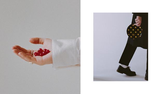 Новая коллекция HALF&Хохлома от бренда HALF&HALF (фото 14)