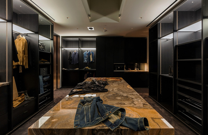 Ленни Кравиц оформил интерьеры в доме за $ 38 миллионов (фото 11)