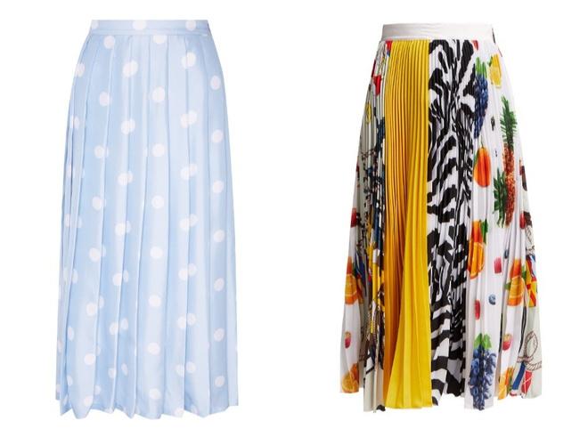 Какую юбку мы будем носить этим летом? Плиссированную! (фото 15)
