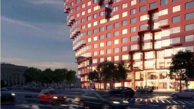 Проекты звезд архитектуры в Москва (фото 15)
