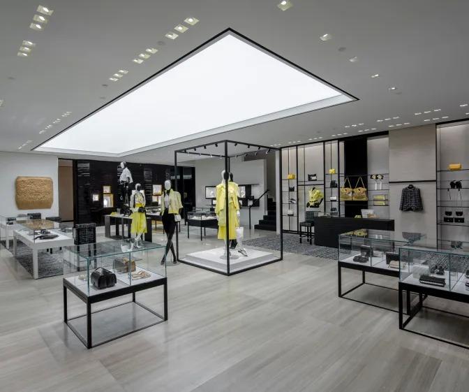 Новый флагман Chanel в Сеуле по проекту Питера Марино (галерея 7, фото 4)