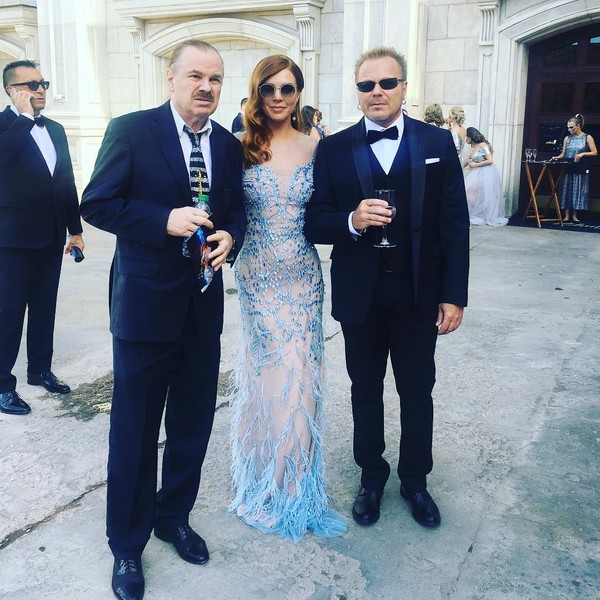 Фото и видео со свадьбы преснякова никиты