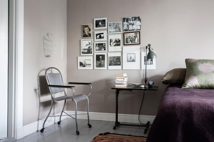 Голубая мечта: дом шведской художницы Гуннель Салин (фото 9)