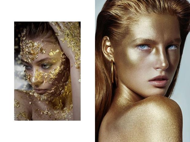 20 идей макияжа на Хэллоуин (фото 20)
