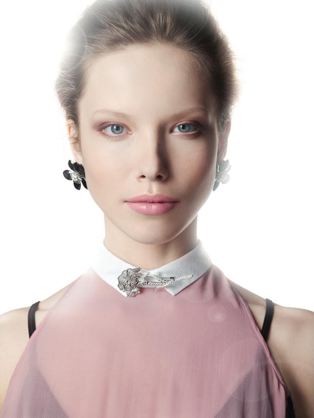 макияж в розовых тонах 2014