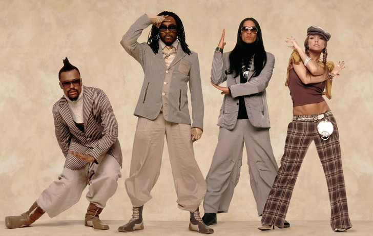 The Black Eyed Peas Ферги Ферджи