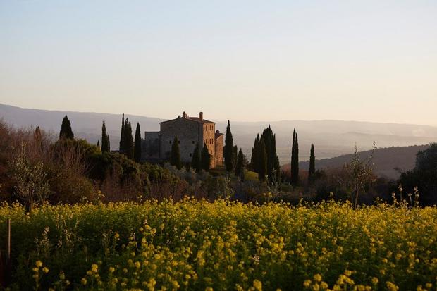 Castello di Vicarello: отель в настоящем замке XII века (фото 0)