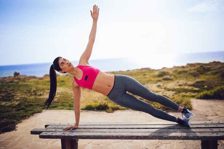 Что произойдет с телом, если стоять в планке каждый день? (фото 10)
