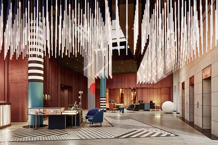 Проект отеля дизайн-бюро Sundukovy Sisters: наши в городе (фото 0)