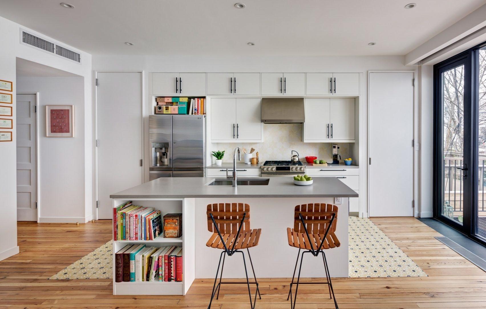 Кухонный остров: 20+ интерьеров (галерея 0, фото 6)