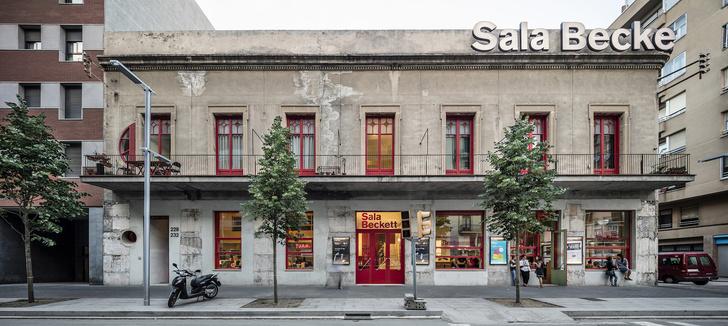Sala Beckett: театр и ресторан в Барселоне (фото 16)
