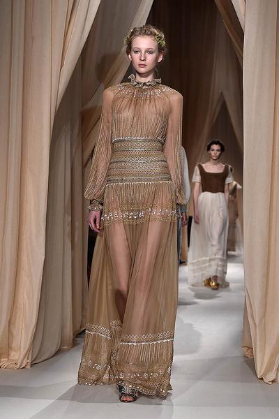 Показ Valentino Haute Couture   галерея [1] фото [29]