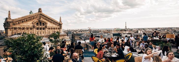 Голова в облаках: рестораны и бары на крыше (фото 9)