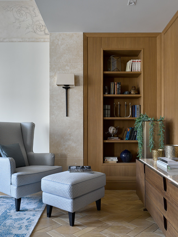 Квартира 87 м²: проект Владиславы Гравчиковой (фото 21)