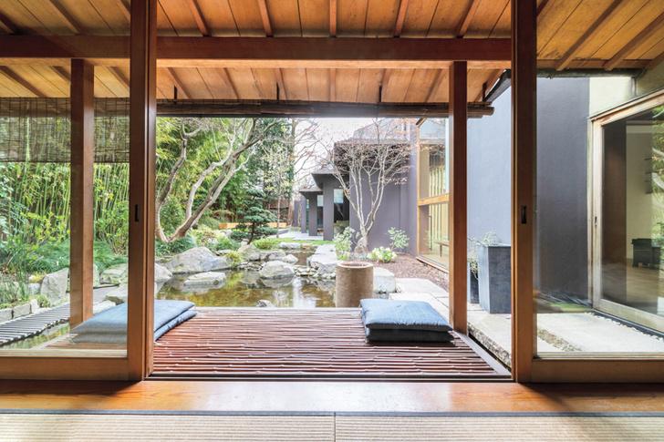 Кенго Кума переделал парижский дом Кензо Такады (фото 26)