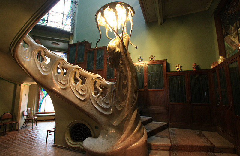 Топ-10: самые необычные дизайнерские лестницы | галерея [9] фото [1]