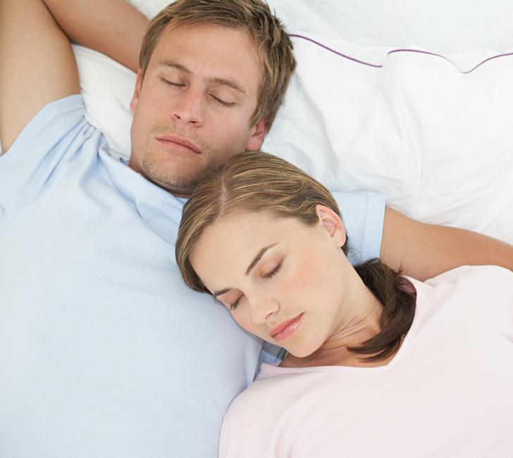 Что означают позы во время сна
