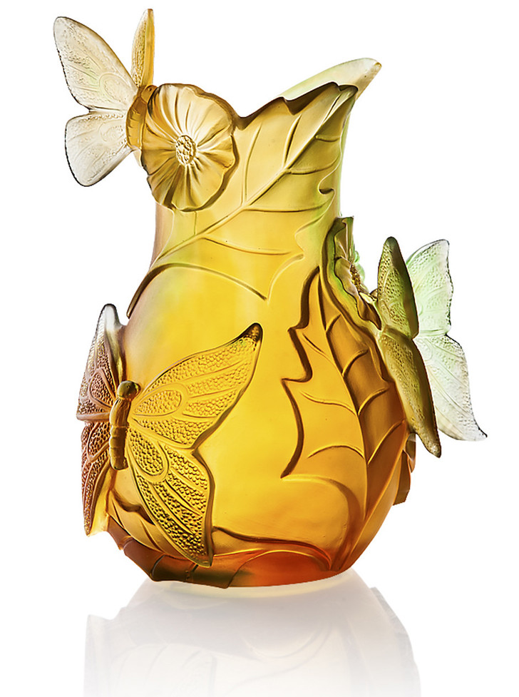 Эффект бабочки. Энтомологические мотивы в интерьере фото [11]