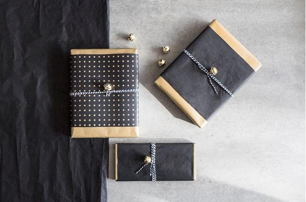 3 простые идеи упаковки подарков (фото 6)