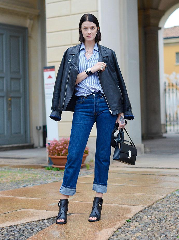 Back to 90s: 5 способов носить mom-джинсы (фото 12)