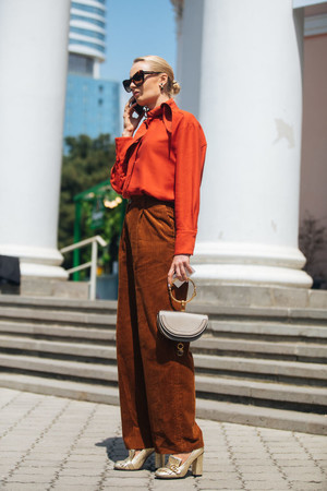Streetstyle Недели моды в Тбилиси (фото 6.2)