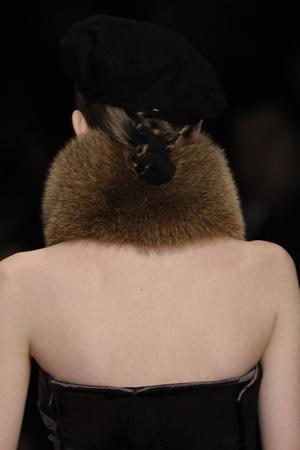 Показы мод Sportmax Осень-зима 2009-2010 | Подиум на ELLE - Подиум - фото 3151