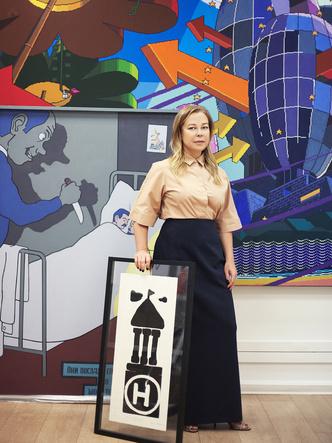 Актуальное искусство и мы: интервью с Маргаритой Пушкиной (фото 9)