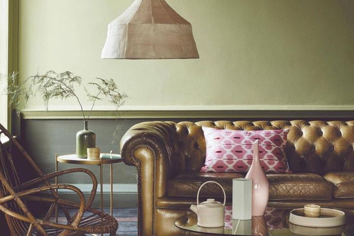 Красим стены: 10 неочевидных идей для маленьких квартир (фото 22)