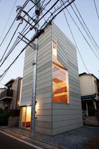 Тонкости архитектуры: японские микродома (фото 7.1)