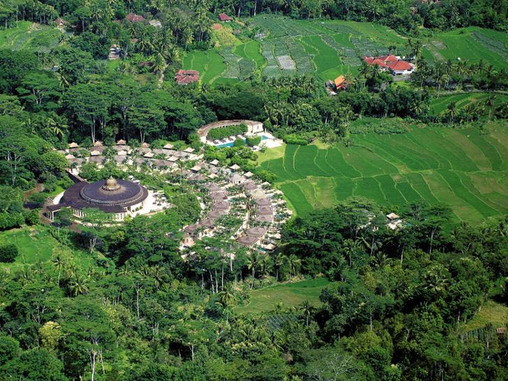 Отель Amanjiwo, Индонезия, о. Ява