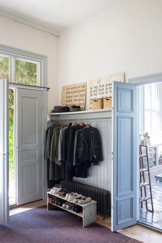 Голубая мечта: дом шведской художницы Гуннель Салин (фото 21.1)