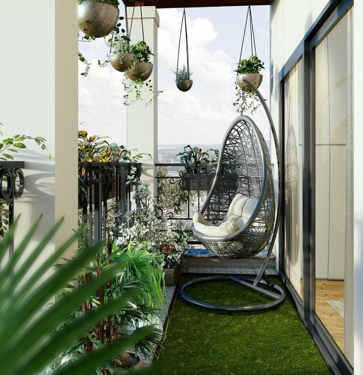 Как оформить балкон: советы дизайнера Ильи Гульянца (фото 36)