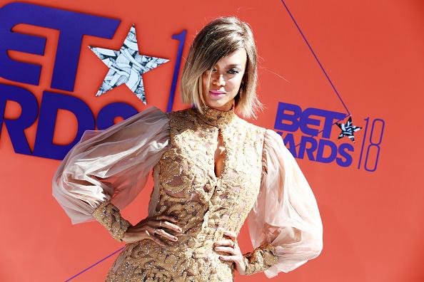 Лучшие образы нацеремонии BET Awards (фото 2)