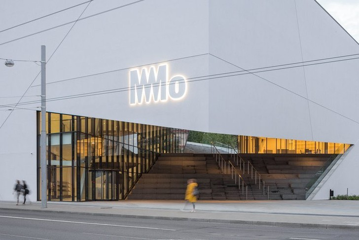 Музей по проекту Даниэля Либескинда в Вильнюсе (фото 5)