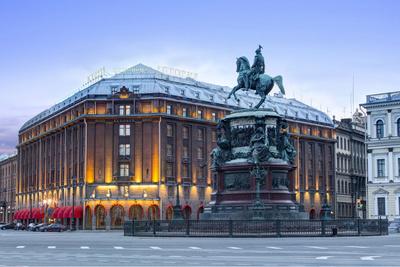 Зимняя сказка: как провести выходные в Санкт-Петербурге (галерея 26, фото 0)