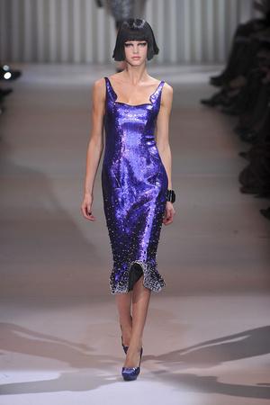 Показ Giorgio Armani Privé коллекции сезона Весна-лето 2009 года Haute couture - www.elle.ru - Подиум - фото 86760