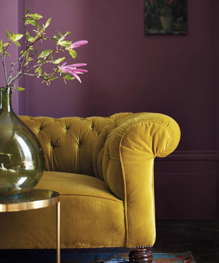 Желтый цвет в интерьере: советы и приемы (фото 31)