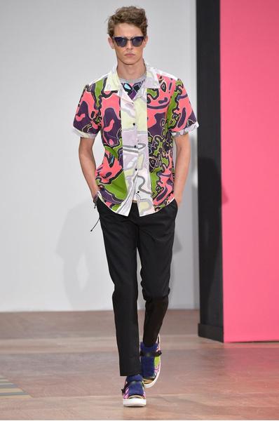 Неделя мужской моды в Лондоне: главные показы и гости | галерея [1] фото [7]