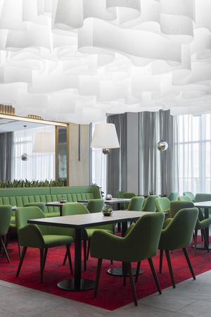 Отель в Новороссийске по проекту V12 Architects (фото 0)