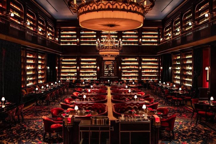 NoMad Las Vegas: ресторан по дизайну Жака Гарсии (фото 0)